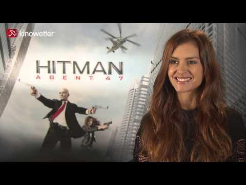 Hannah Ware HITMAN: AGENT 47