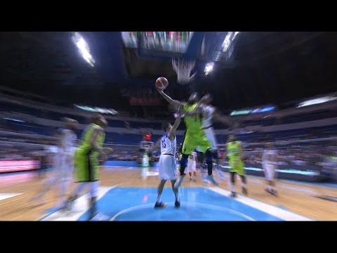 Pringle All the Way to the Basket! | PBA Governor's Cup 2016