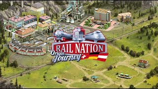 Rail Nation - Origin Journey | TV Spot