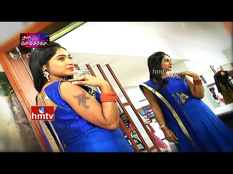 Frock Type Churidars | Rithika Showroom Varieties | Sogasu Chooda Tarama | HMTV Avani