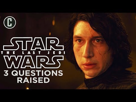 Thumbnail: Star Wars: The Last Jedi - 3 Big Questions Raised From The Trailer