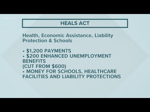 HEALS Act $1200 stimulus check proposal: Would you qualify?