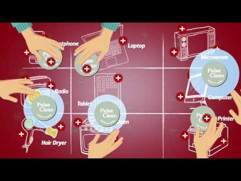 Pulse Clean Healthy ions Video clip 03.01.17