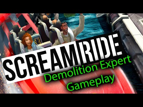ScreamRide: Demolition Expert [Populous Labs]