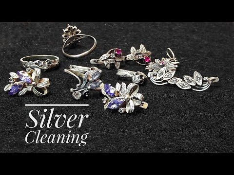 5 Life Hacks How To Clean Silver Jewelry To Shine - 5 Easy Ways To Clean Silver At Home