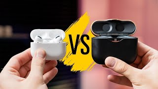 AirPods Pro vs Sony WF-1000XM3 — лучшие «затычки» с ANC?