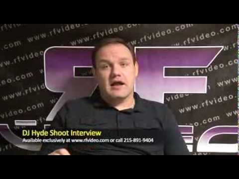 DJ Hyde Shoot Interview Preview