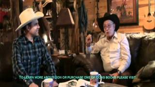 Don Kay Reynolds interview about the Jock Mahoney from The Range Rider western TV show