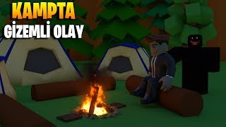Who's the 🏕️ Killer?! Mysterious Events in the camp! 🏕️ | Camping 2 | Roblox English
