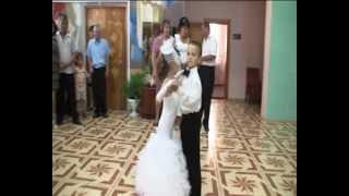 Свадебный вальс в Кочубеевском ЗАГСе