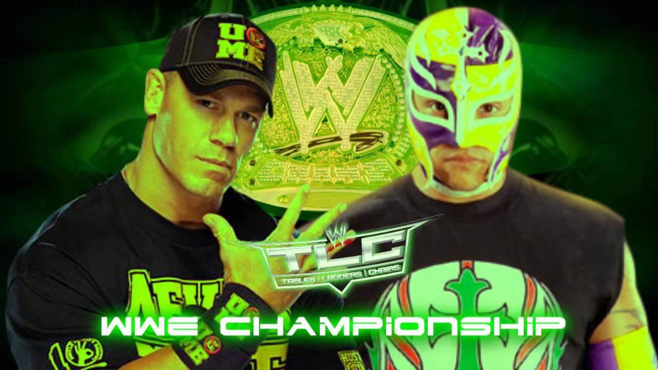 TLC 2013 - John Cena vs. Rey Mysterio (c) . WWE ...