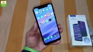 Mobiistar X1 Notch Unboxing And First Impression