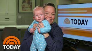 Dylan Dreyer: 'I Can't Wait To Be Back' On Weekend TODAY After Maternity Leave | TODAY