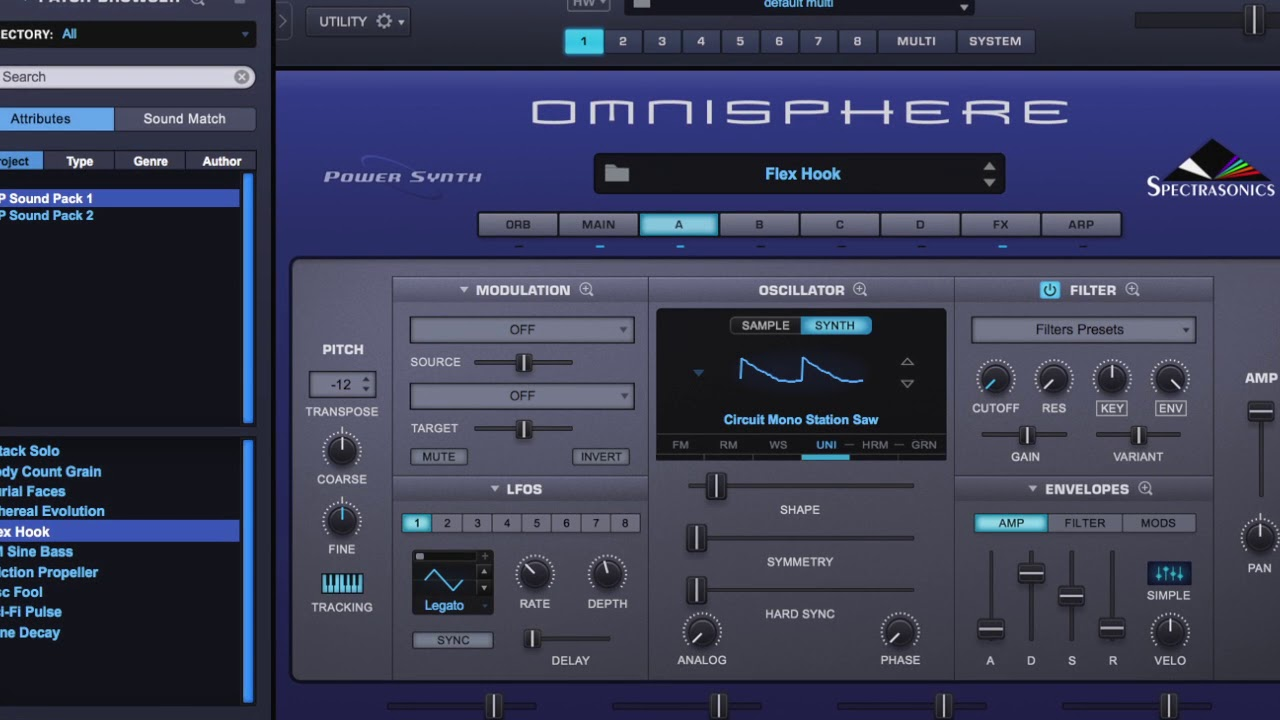 Free Omnisphere Patches (Presets) | JMP Sound Pack 1