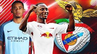 Baixar Transfer BOMBA Keita si Gabriel Jesus semneaza cu Benfica || FIFA 18 Romania Benfica #12