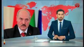 Александр Лукашенко признал войну с Россией на востоке Украины