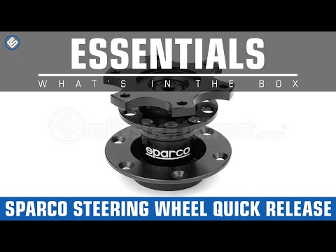 Sparco Steering Wheel Quick Release- Whats in the Box?