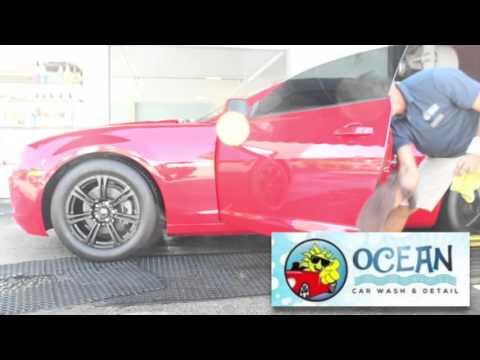 Ocean Car Wash & Detail By: Art Deco Images 4D LLC 1 800 758 2712