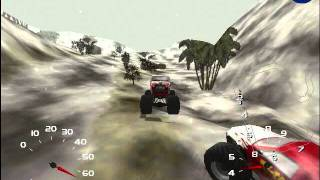 Monster Truck Madness 2 - Voodoo Island