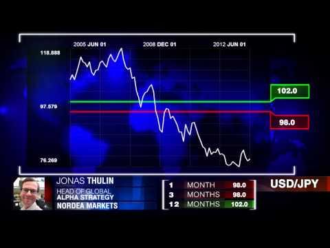 Nordea Markets on EUR/USD, EUR/SEK & USD/JPY