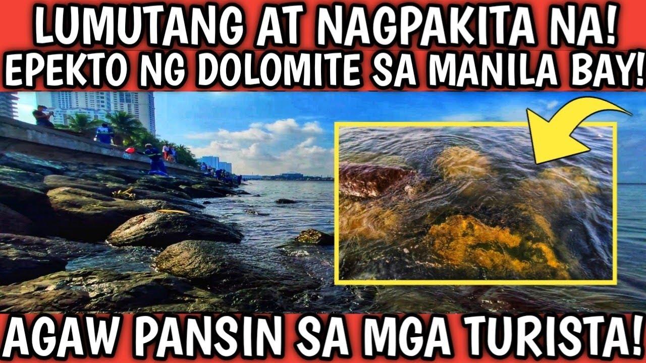 Download GRABE ANG EPEKTO NG DOLOMITE SAND? BINAGO NG BONGGA ANG MANILA BAY!
