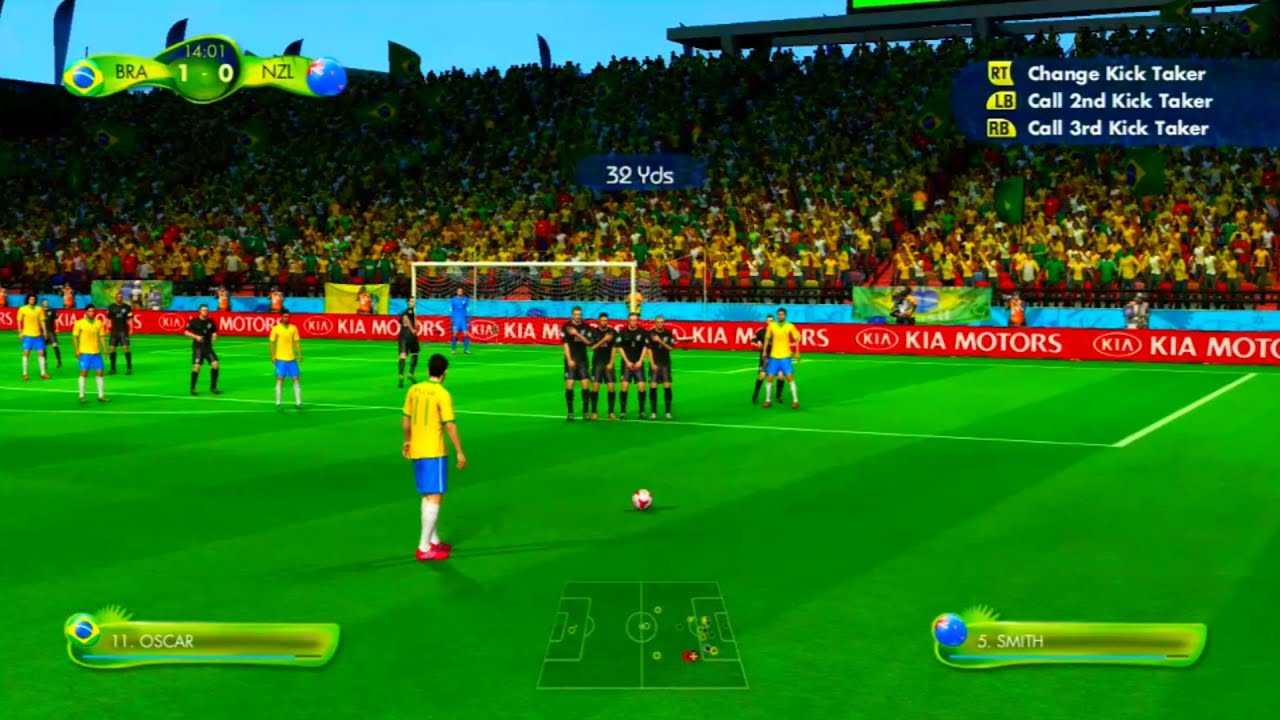 2014 FIFA World Cup Brazil for Xbox 360 Reviews - Metacritic