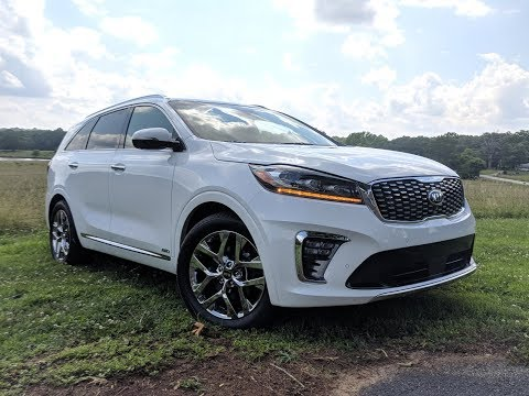 2019 Kia Sorento First Drive Review: Compromises Not Included