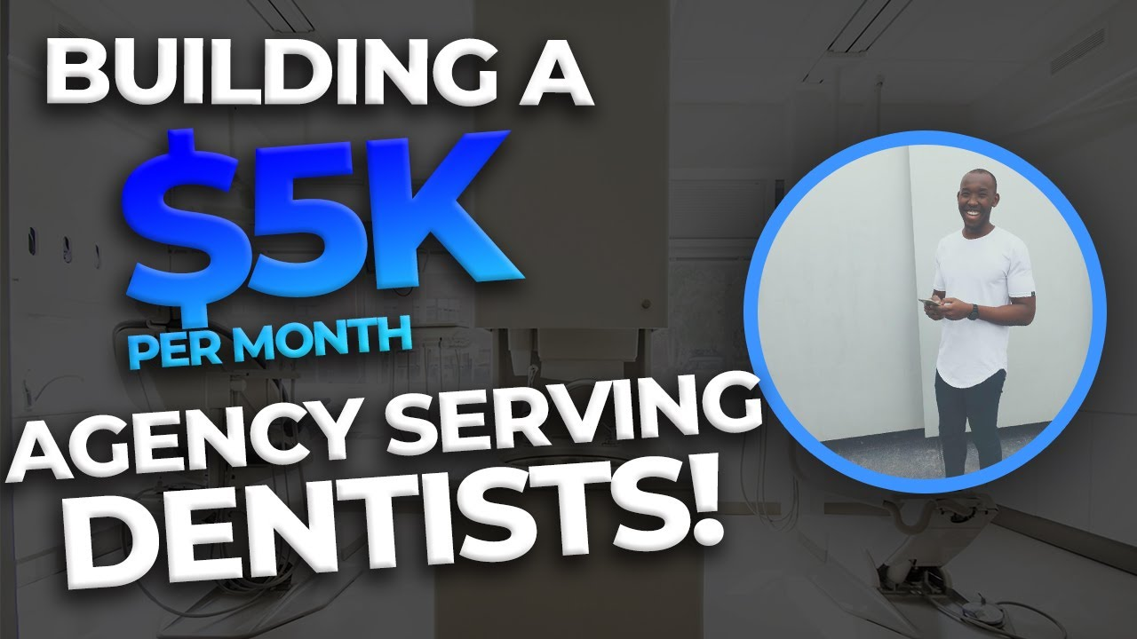 $5,000/pm Agency Serving Dentists (Copy Paste Agency Student Interview)