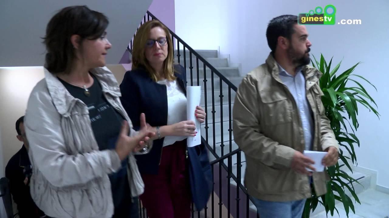 El nuevo PEUM dará empleo a vecinos de Gines en riesgo de exclusión