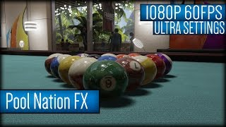 Pool Nation FX Gameplay PC HD [1080p 60FPS]