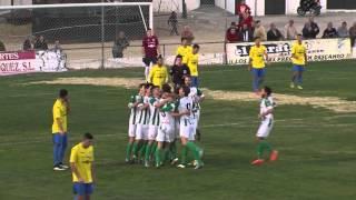 Resumen, Atlético Sanluqueño 2 - 1 Conil C.F.