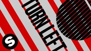 Snavs & WiDE AWAKE - Turn Left (Official Lyric Video)