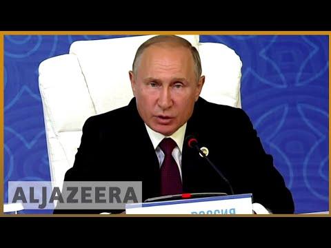 Is it a lake or sea? Five nations sign landmark Caspian agreement | Al Jazeera English