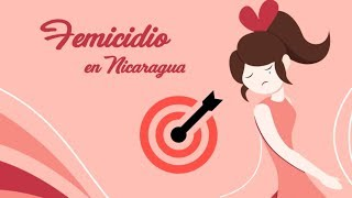 Femicidios en Nicaragua: enero a junio 2017