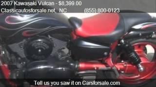 2007 Kawasaki Vulcan !600 Mean Streak for sale in Nationwide #VNclassics