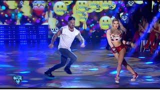Fede Bal y Laurita Fernández bailaron Cumbia Pop pero no brillaron como siempre thumbnail