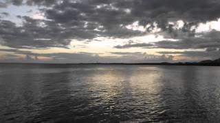 video del malecon de Arroyo y la costa de Guayama