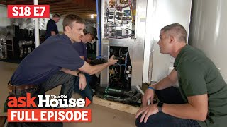 ASK This Old House | Switch, Affordable Geothermal (S18 E7) FULL EPISODE