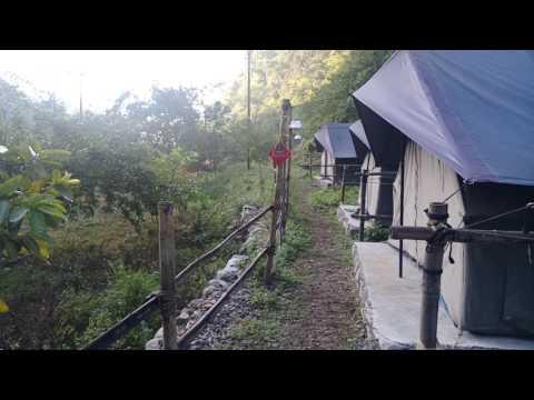 Camp Advait, Lansdowne, Uttarakhand