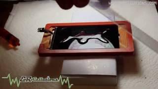 iPhone 6s Screen Replacement Glass Only Repair - DIY 15 min tutorial