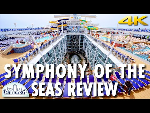 Symphony of the Seas Tour & Review ~ Royal Caribbean Interna