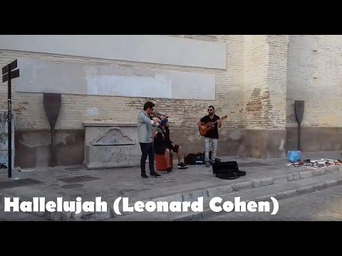 Musicos Callejeros -  Hallelujah (Leonard Cohen)
