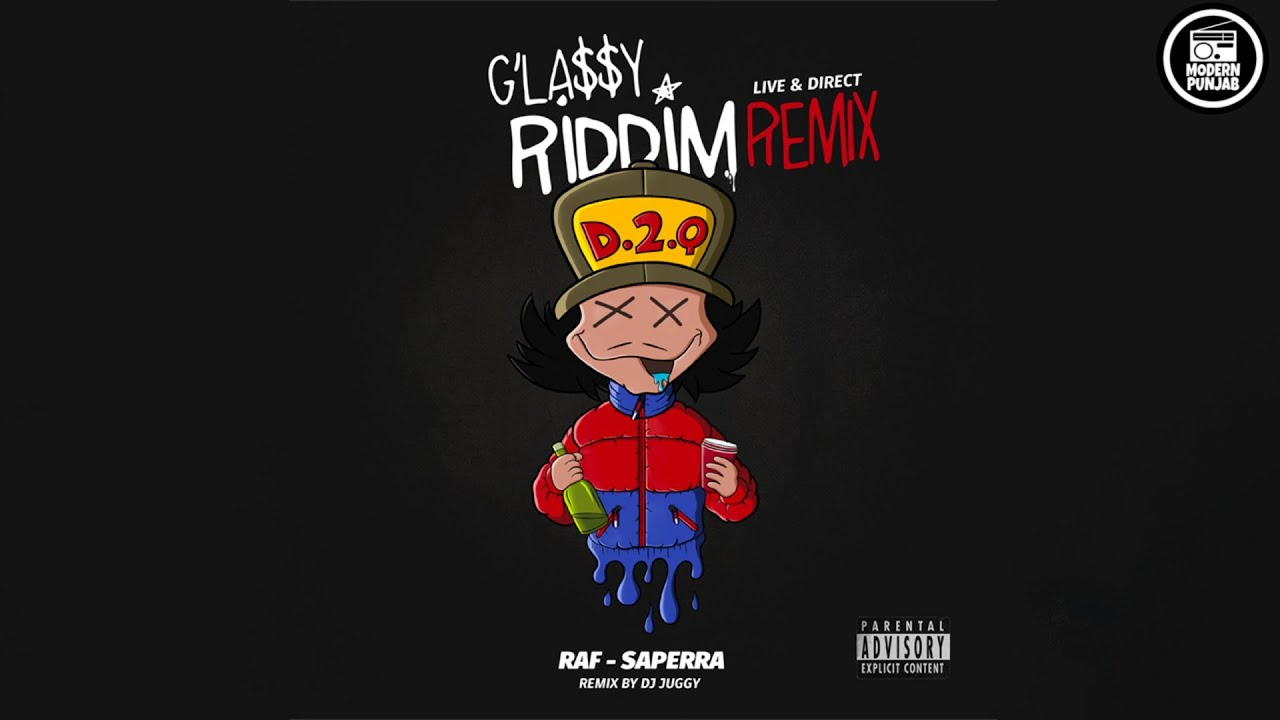 Glassy Riddim (Live & Direct Version) Prod. By  Dj Juggy | RAF-SAPERRA