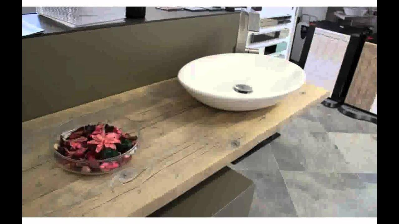 Arredo bagno legno nuovi youtube - Arredo bagno in legno ...