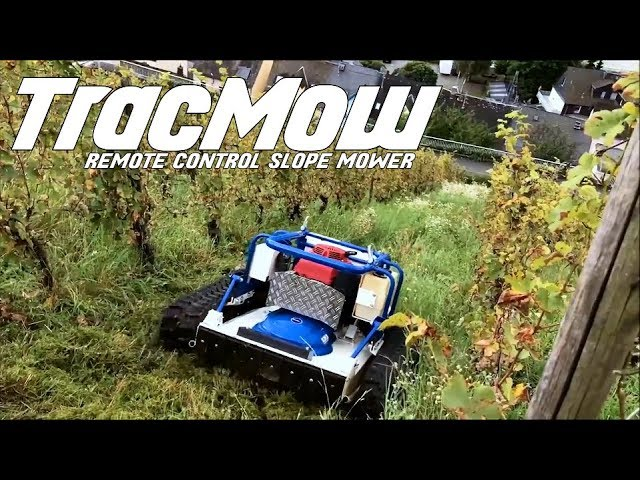 TracMow for Extreme Slopes