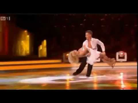 Pamela Anderson B**bs Fail on Dancing on Ice Today