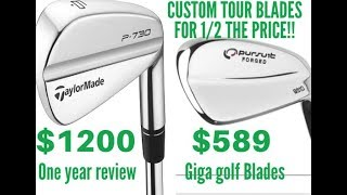 Giga Golf M510, C510, and S510 in depth 1 year review