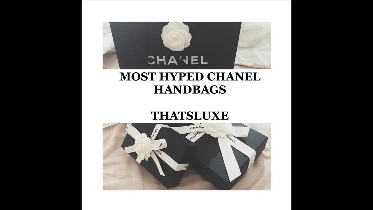 a1b15a524580 MOST HYPED CHANEL HANDBAGS (AN ODE TO Karl Lagerfeld) ARE THEY WORTH IT?