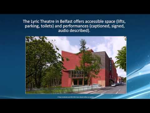 Access City Awards 2014 Belfast (Special mention)
