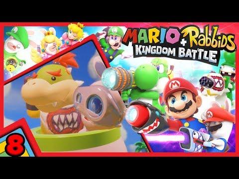 #8 ACQUISTIAMO NUOVE ARMI PER IL MIO TEAM! Ora vinco facile.   Mario + Rabbids: Kingdom Battle ITA